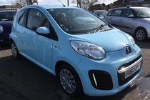 Citroen C1 VTR, FSH, £0 ROAD TAX