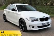 BMW 1 SERIES Coupe 2.0 118d Exclusive Edition