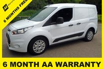 Ford Connect 200 TREND P/V 6 MONTHS AA WARRANTY - 12 MONTHS MOT - FULL SERVICE- 12 MONTHS AA BREAKDOWN COVER