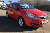 Vauxhall Corsa Energy 1.2 16v 85PS