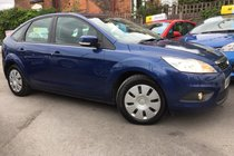 Ford Focus 1.6 TDCi ECOnetic 110 (DPF)