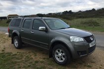 Great Wall Steed TD TRACKER 4X4 DCB