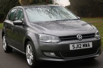 Volkswagen Polo 1.4 85 PS SEL