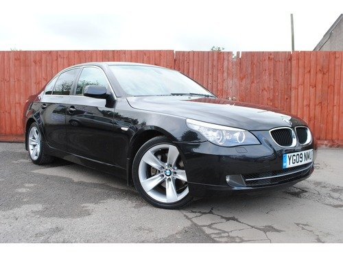 BMW 520 520D SE BUSINESS EDITION