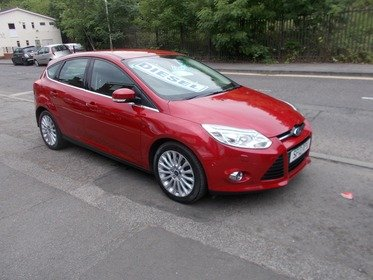Ford Focus 2.0 TDCI TITANIUM X 163PS - BUY NO DEPOSIT FROM  £42 A WEEK
