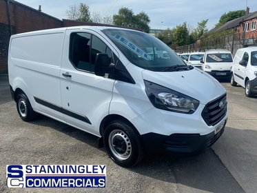Ford Transit Custom 300 BASE L1 Euro 6 105ps SWB
