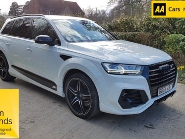 Audi Q7 3.0 TDI QUATTRO S LINE 272PS ABT CONVERSION