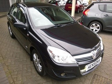 Vauxhall Astra 1.9CDTI  DESIGN 120PS