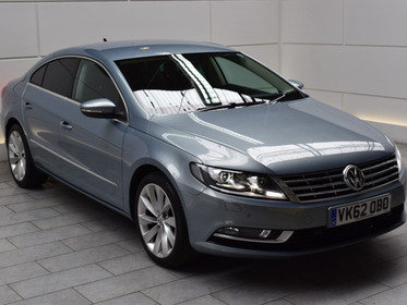 Volkswagen CC 2.0 TDI Bluemotion Tech GT 170 [LEATHER][NAV]