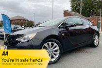 Vauxhall Astra GTC SRI CDTI S/S used car in Metallic Black