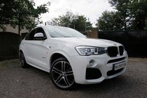 BMW X4 2.0 XDRIVE20d M SPORT