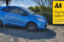 Ford Ka Zetec  Serviced Fully Warranted With AA Cover A Very Nice Car