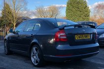 Skoda Octavia vRS 2.0 TDI LIMITED EDITION (ONLY 500 EVER MADE) ** WOW 1 PRE OWNER FROM NEW WITH FULL SERVICE HISTORY **