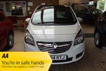 Vauxhall Meriva 1.6 CDTi ecoFLEX 16v SE (s/s) 5dr
