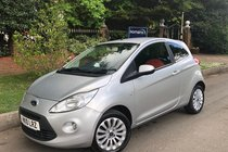 Ford Ka ZETEC WARRANTY INCLUDED APRIL 2020 MOT