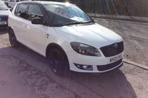Skoda Fabia MONTE CARLO TECH TDI CR BUY NO DEP & £33 A WEEK T&C APPLY