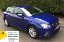 SEAT Ibiza MPI SE FINE EXAMPLE WITH BLUETOOTH AIR CON & SERVICE HISTORY