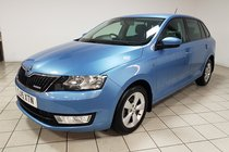 Skoda Rapid GREENLINE TDI CR