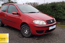 Fiat Punto 8V Dynamic Low Miles Freshly Serviced & Moted Warranted With AA Cover