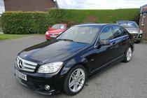 Mercedes C Class C200 CDI BLUEEFFICIENCY SPORT