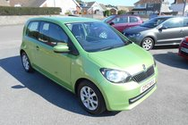 Skoda Citigo SE GREENTECH