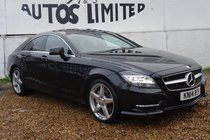 Mercedes CLS CLS 350 CDI BlueEFFICIENCY