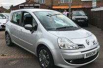 Renault Modus Grand 1.5 dCi Dynamique 5dr 1 OWNER , FULL HISTORY