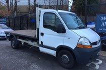 Renault Master ML35 MWB Flat Ideal Pallet Truck NO VAT