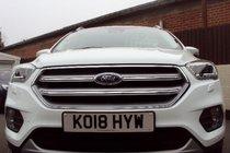 Ford Kuga 2.0 TITANIUM X 2WD TDCI 150 6SP SAT NAV APP PACK REAR CAMERA