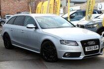 Audi A4 S4 AVANT QUATTRO