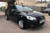 Volkswagen Polo SE (80BHP) GREAT SPEC POLO NEW MOT AND SERVICE!