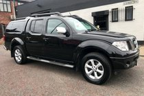 Nissan Navara DCI LONG WAY DOWN