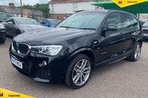 BMW X3 2.0 20d M Sport Sport Auto xDrive 5dr