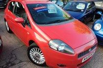 Fiat Grande Punto GP