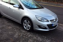 Vauxhall Astra SRI CDTI** ONLY 15,000 MILES**  BUY NO DEP & £36 A WEEK T&C
