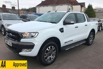 Ford Ranger Double Cab 4x4 Wildtrak 3.2TDCi 200PS