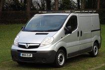 Vauxhall Vivaro 2700 CDTI P/V ECOFLEX SWB NOT TRAFIC