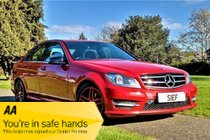 Mercedes C Class C250 BLUEEFFICIENCY SPORT