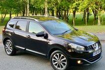 Nissan Qashqai DCI TEKNA PLUS 2 4WD 7 SEATER AUTO