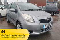 Toyota Yaris 1.3 VVTI T3 3dr Manual