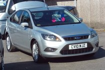 Ford Focus TITANIUM TDCI SERVICE HISTORY £30 PER YEAR ROAD TAX