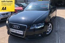 Audi A4 AVANT TDI E CLEAN EXAMPLE SERVICE HISTORY PX WELCOME FINANCE OPTIONS AVAILABLE