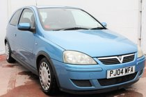 Vauxhall Corsa Design 1.4i 16v auto (a/c)