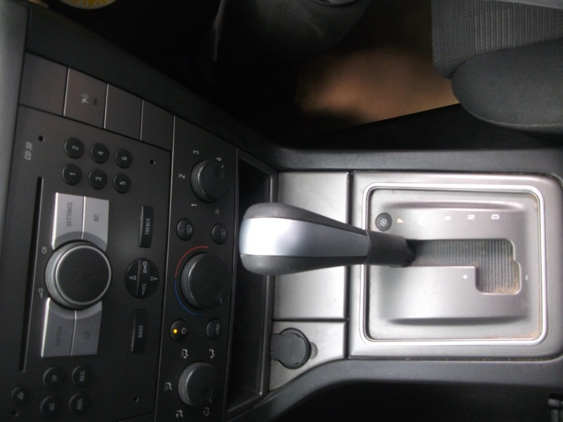 Vauxhall Vectra