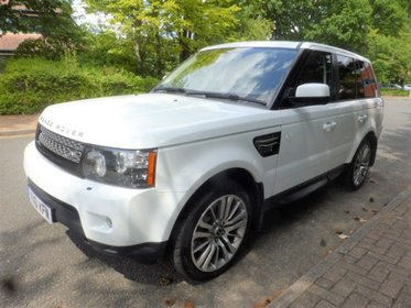 Land Rover Range Rover Sport SDV6 HSE Automatic (Luxury Pack) 4x4