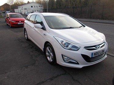 Hyundai I40 1.7 CRDI 136 BLUE DRIVE STYLE - BUY NO DEP £44 A WEEK