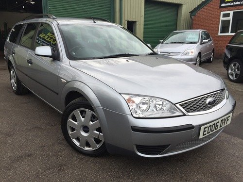 Ford Mondeo 2.0 TDCI LX SIV 130PS