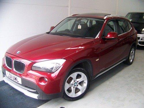 BMW X1 2.0 XDRIVE20d SE