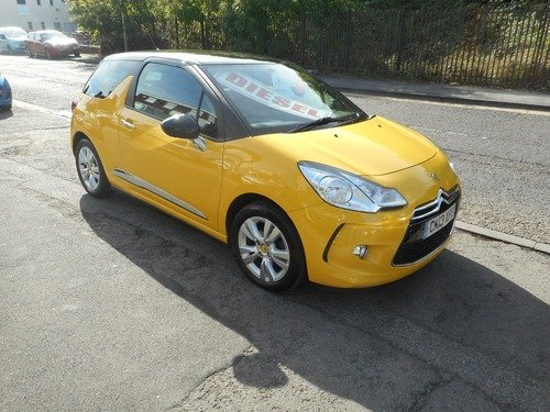 Citroen DS3 1.6E-HDI 90 AIRDREAM DSTYLE NO DEP FROM £35 A WEEK T&C