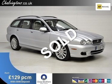 Jaguar X-Type 2.2D Diesel S Facelift 6 SPEED 5DR Estate, I